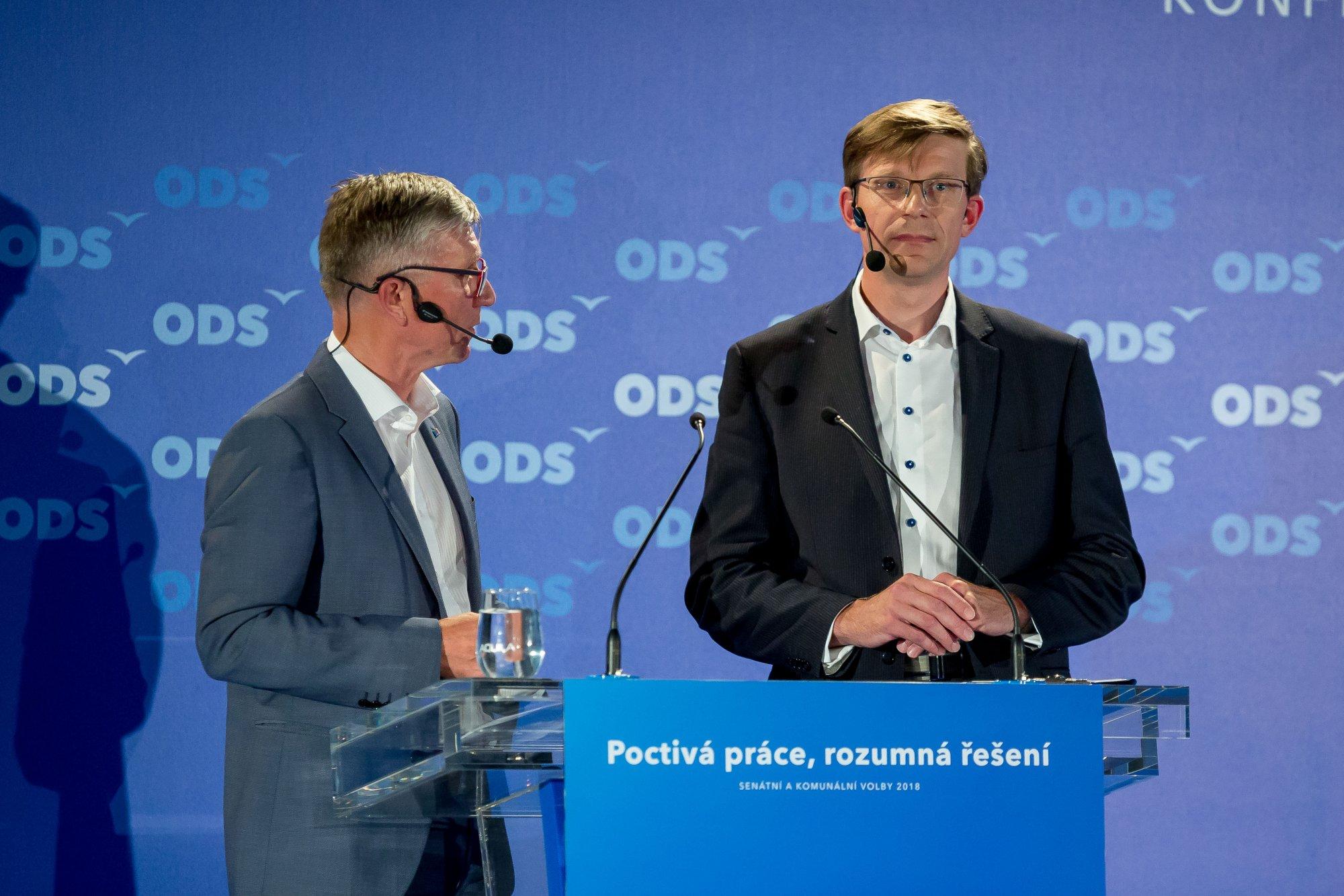ODS urychluje digitalizaci státu i z opozice
