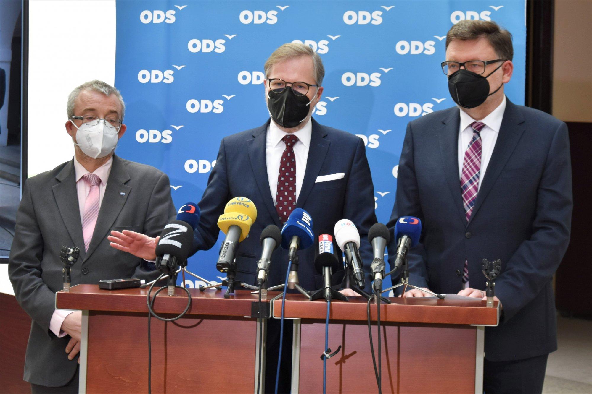 ODS: Vláda musí zajistit dostatek testů a navýšit firmám kompenzace