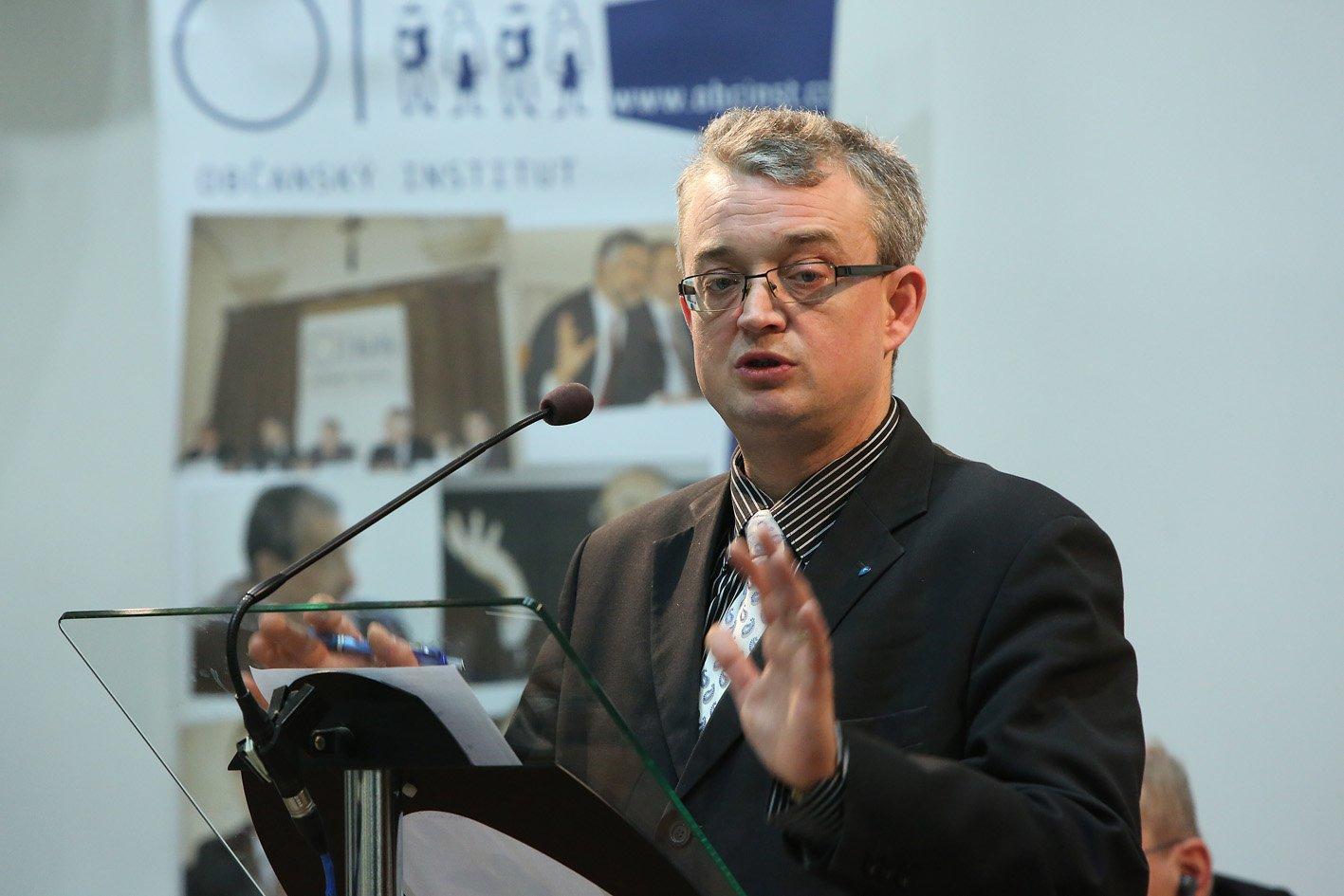 ČRo Plus: Můj návrh volebního zákona jde v duchu nálezu Ústavního soudu