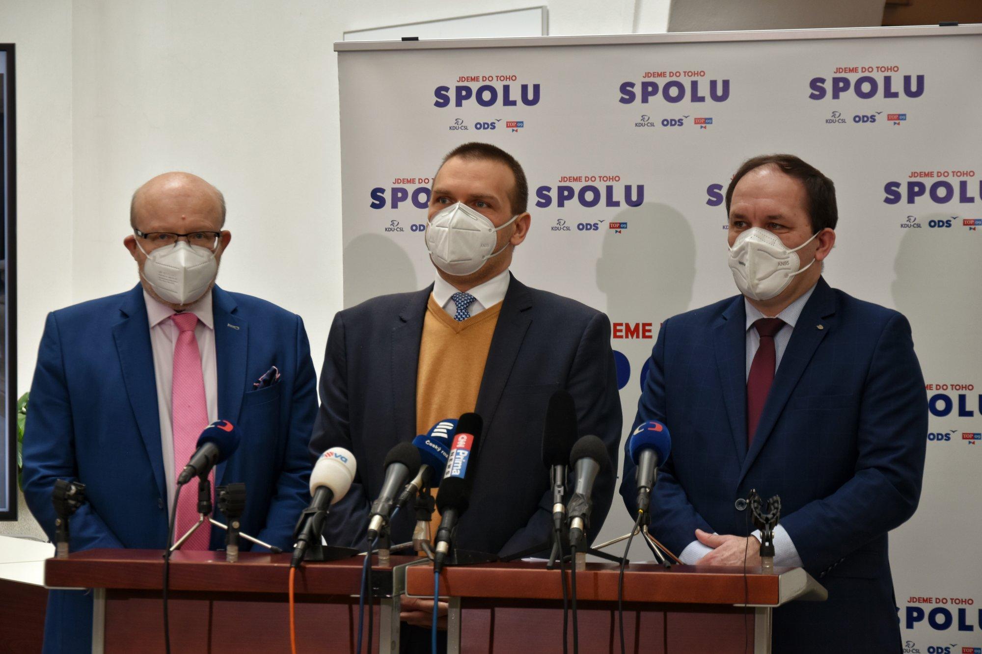 AntiCovid tým: Koalice SPOLU chce postupný návrat dětí do škol od 12. dubna
