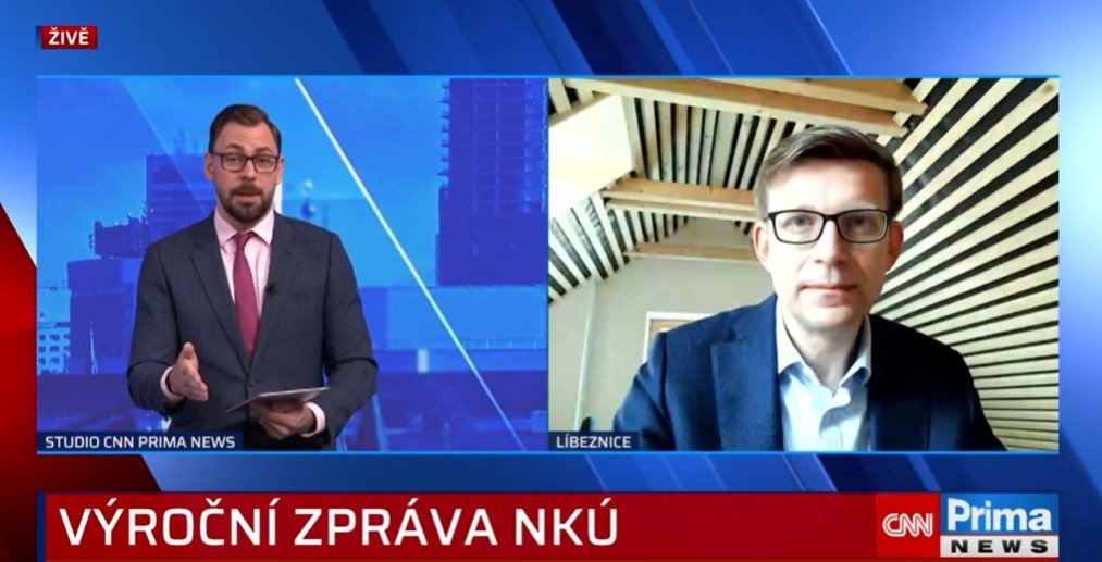 CNN Prima News: Stát peníze projídal. Problémy ČR nelze spojovat jen s covidem