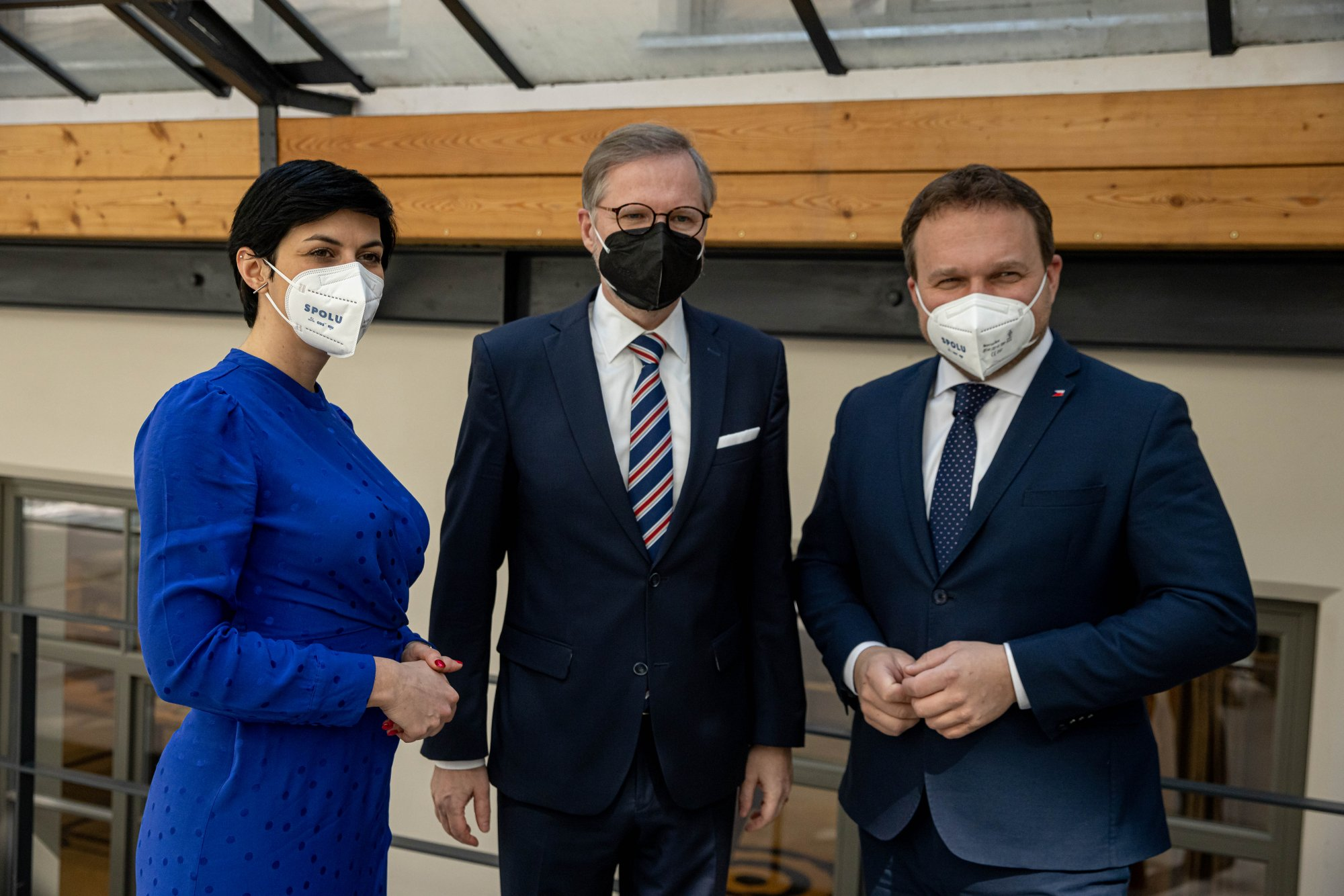 SPOLU: Došlo k teroristickému činu, premiér musí svolat summit Evropské rady a koordinovat postup vůči Rusku se spojenci z NATO