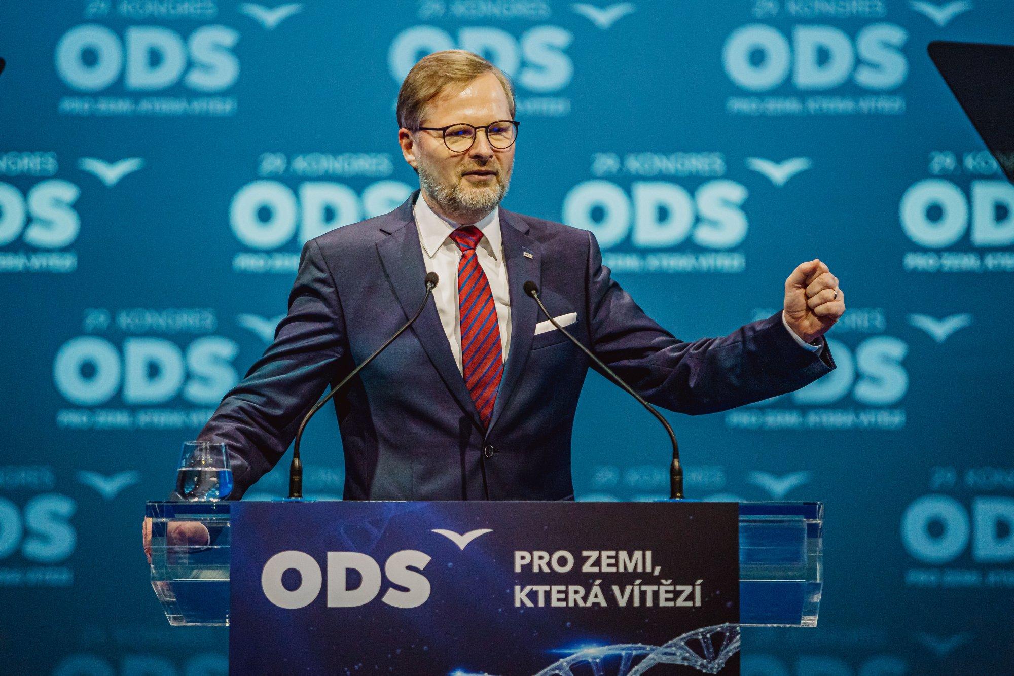 Petr Fiala: 30 let od vzniku ODS. Neseme v sobě étos Listopadu, stranu jsme zachránili a oživili