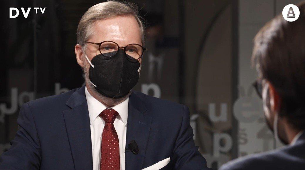 Petr Fiala: DVTV: Zeman drží všechny karty, je to jeho vláda, teď už ale nemá důvěru