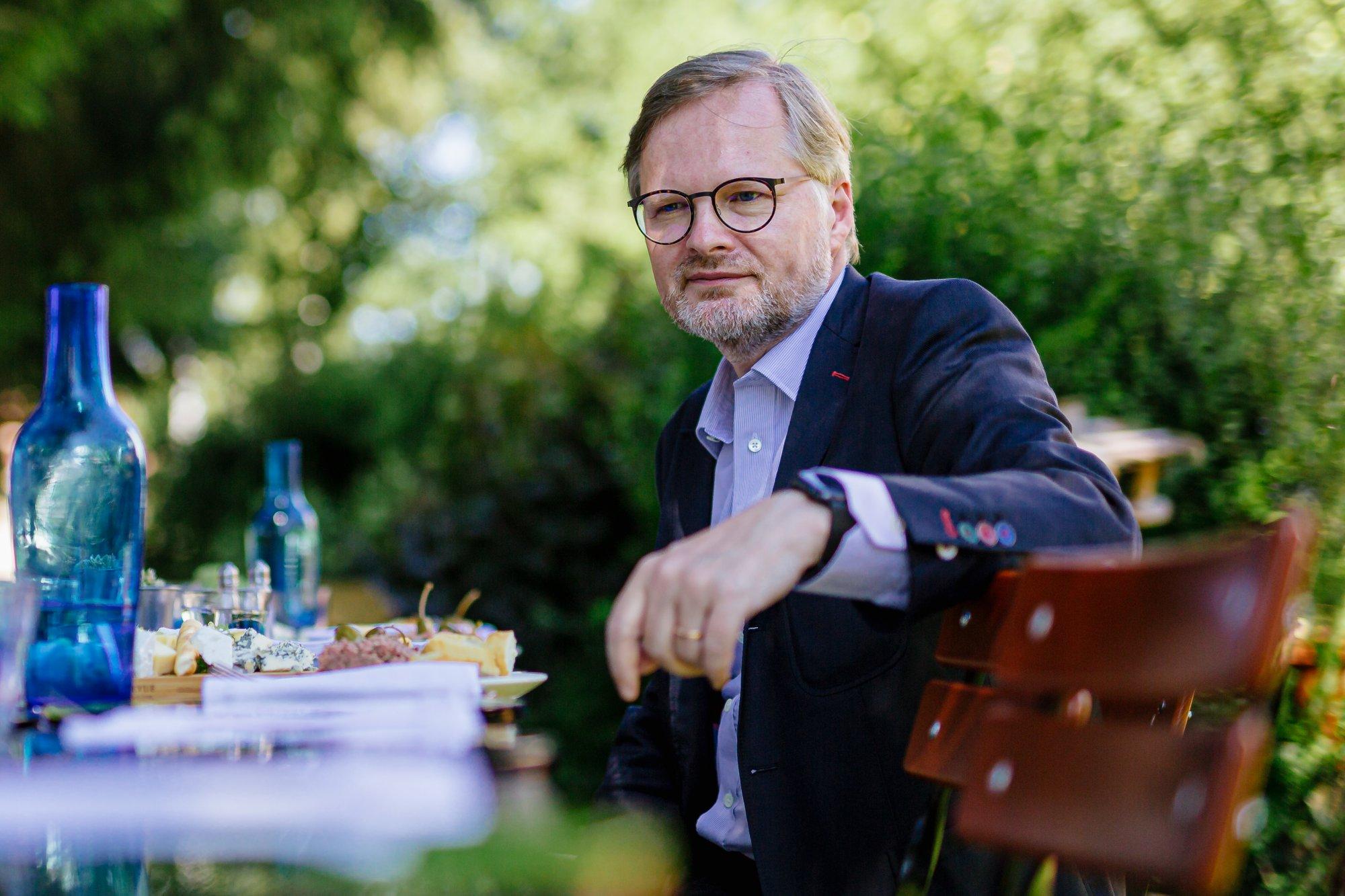 Petr Fiala: Umíme se poučit z chyb, naše koalice vyhraje volby