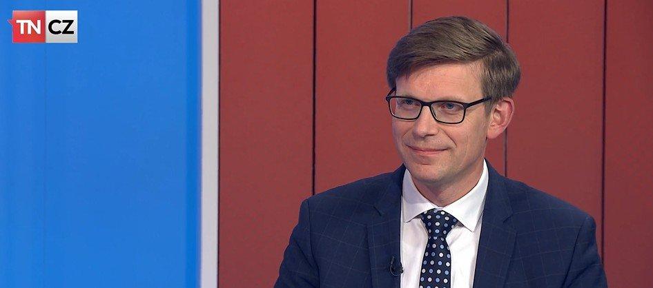 Napřímo TN.cz: Musíme mířit na Západ. Ve volbách bude mít SPOLU 20 %