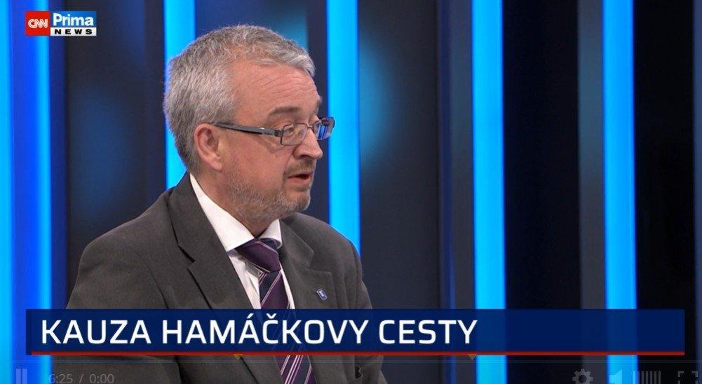 CNN Prima News: Hamáčkova cesta do Ruska? Jako by si Švejk hrál na Kissingera