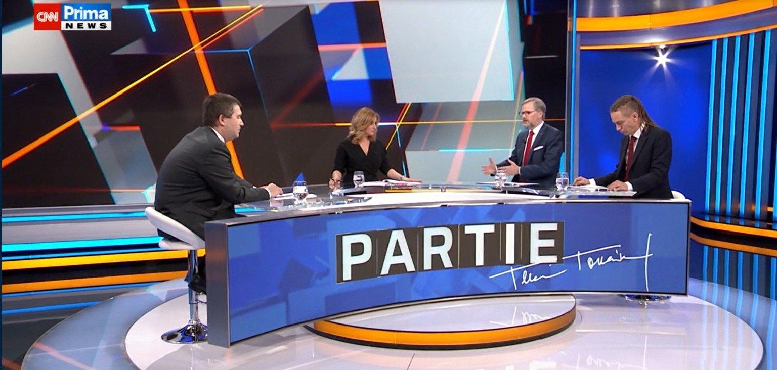 Petr Fiala: Partie: Hamáček by měl rezignovat, rozsévá kolem sebe bahno