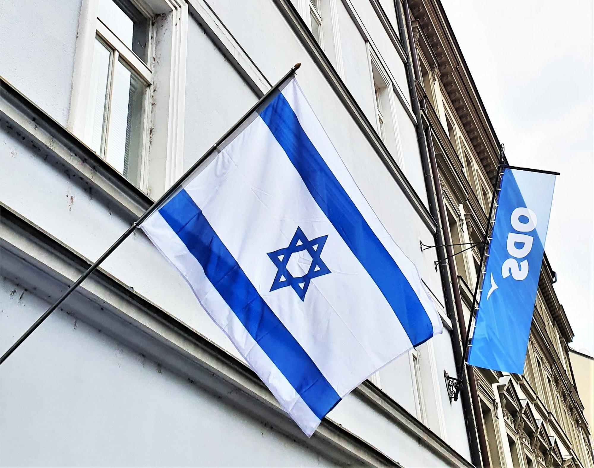 Izrael je náš spojenec, musíme ho podporovat