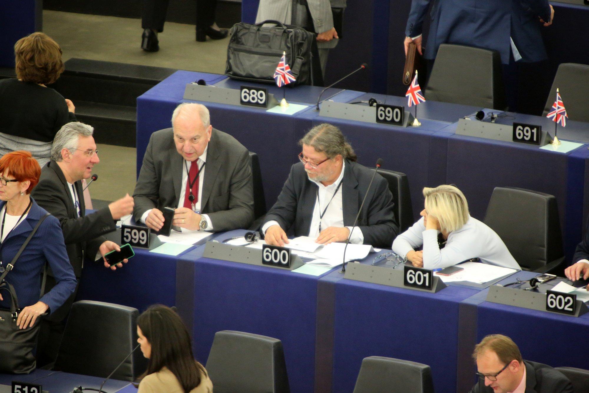 Usnesení poslaneckého klubu ODS v Evropském parlamentu k debatě o Strategii EU k Izraeli a Palestině
