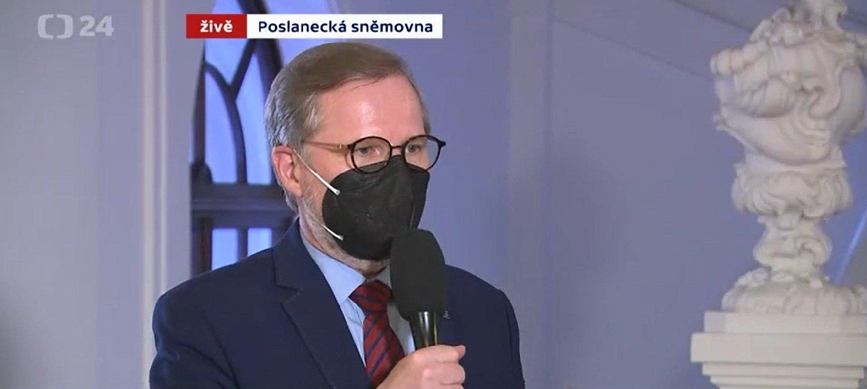 Petr Fiala: Události, komentáře: Hlasování o nedůvěře vládě