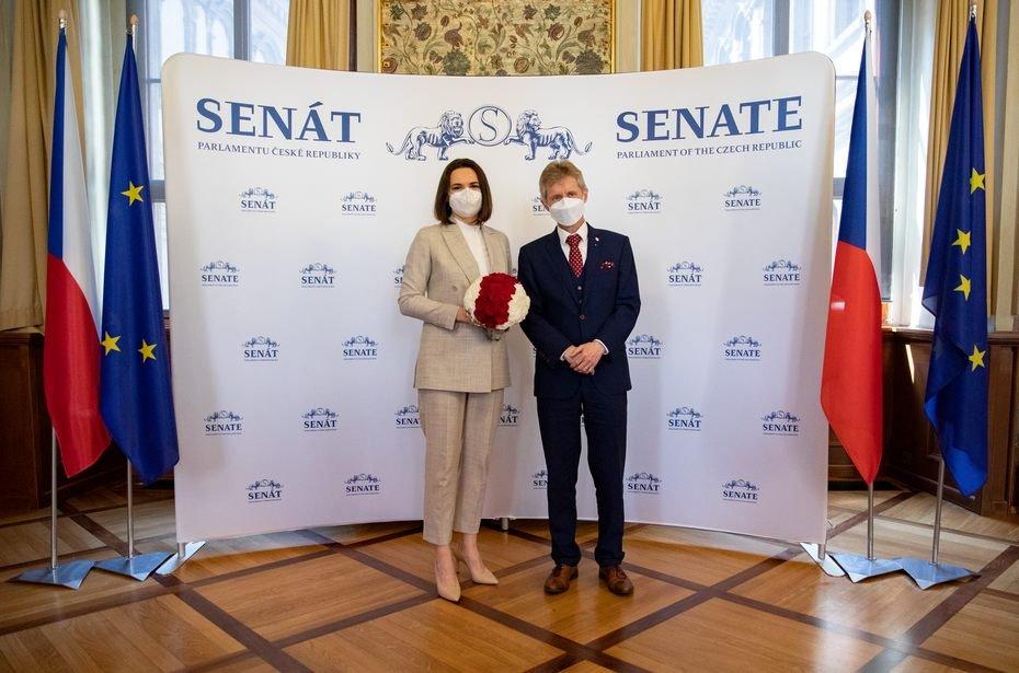 Svobodné Bělorusko má dlouhodobou podporu Senátu