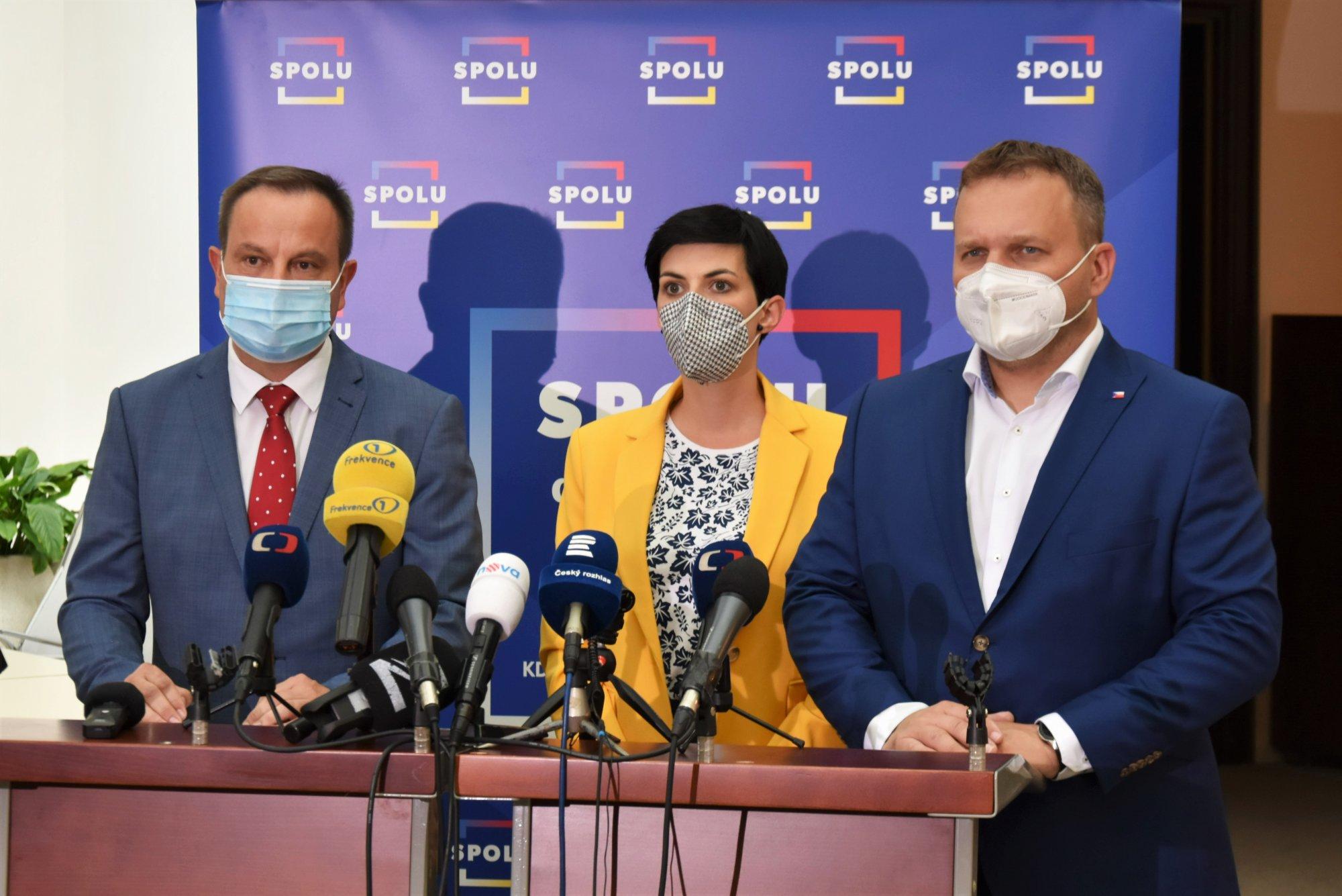 Koalice SPOLU: Důchodový systém si zaslouží řádné projednání. Lehkomyslné vládní rozhazování zaplatí naše děti a vnoučata