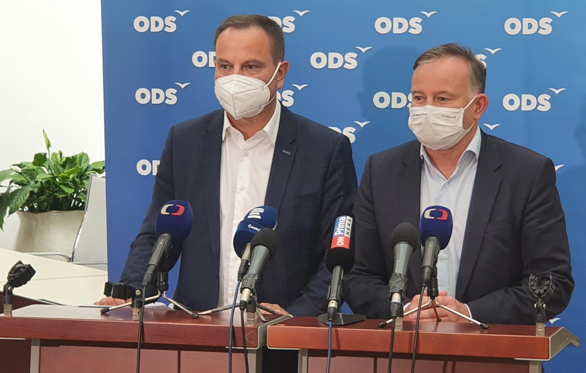 """Poslanci ODS prosadili ve Sněmovně návrh """"třikrát a dost"""""""