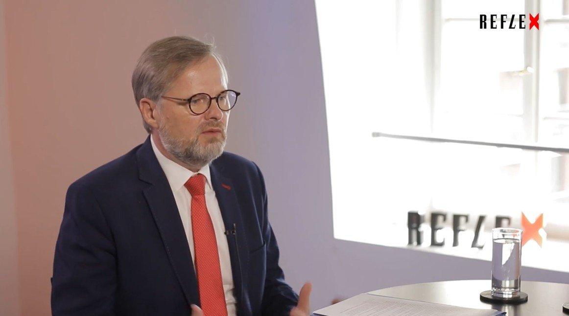 Petr Fiala: Prostor X: Pokud budeme vládnout, nezvýšíme lidem daně