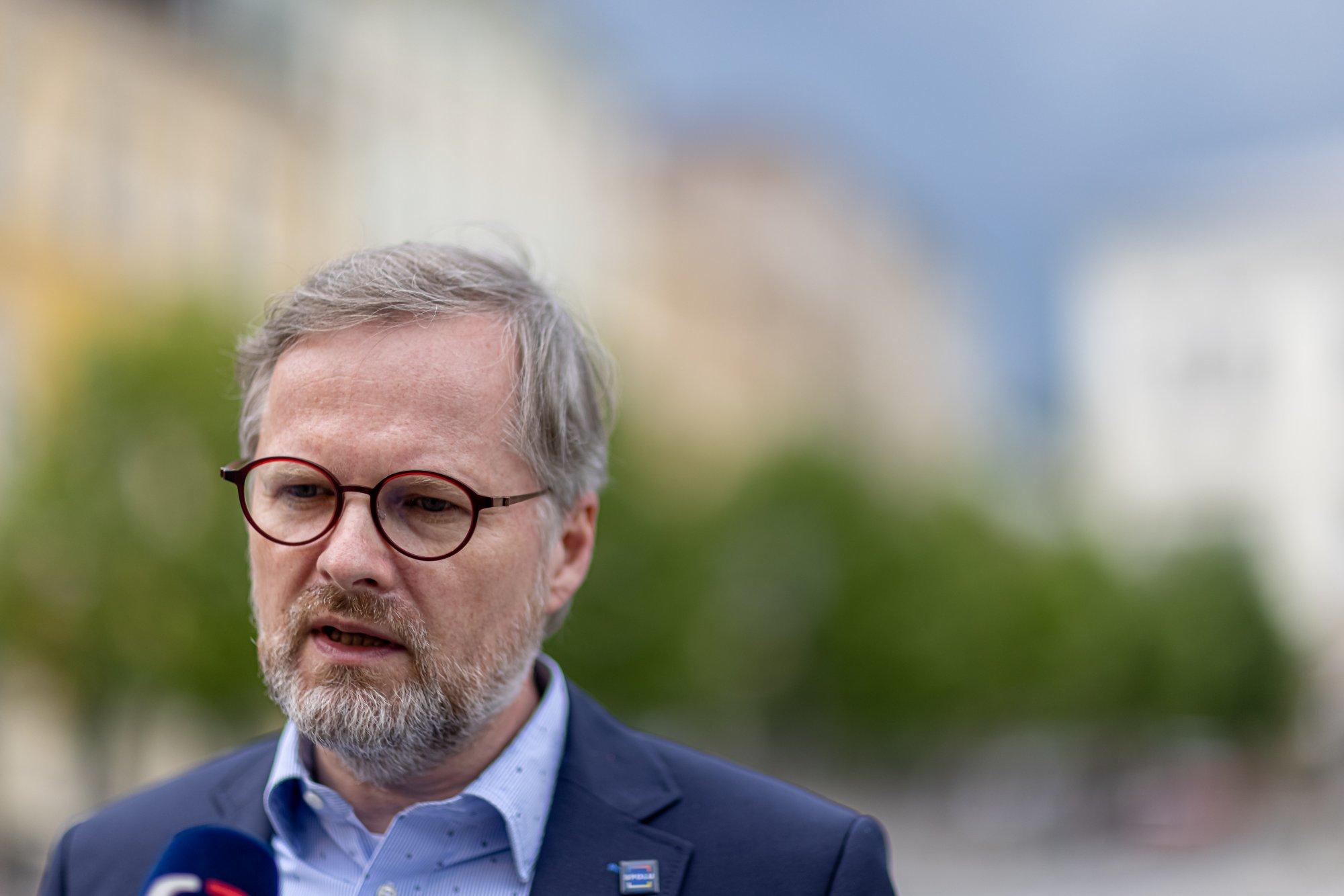 Petr Fiala: My nemůžeme Maďarsko učit, jak se chovat