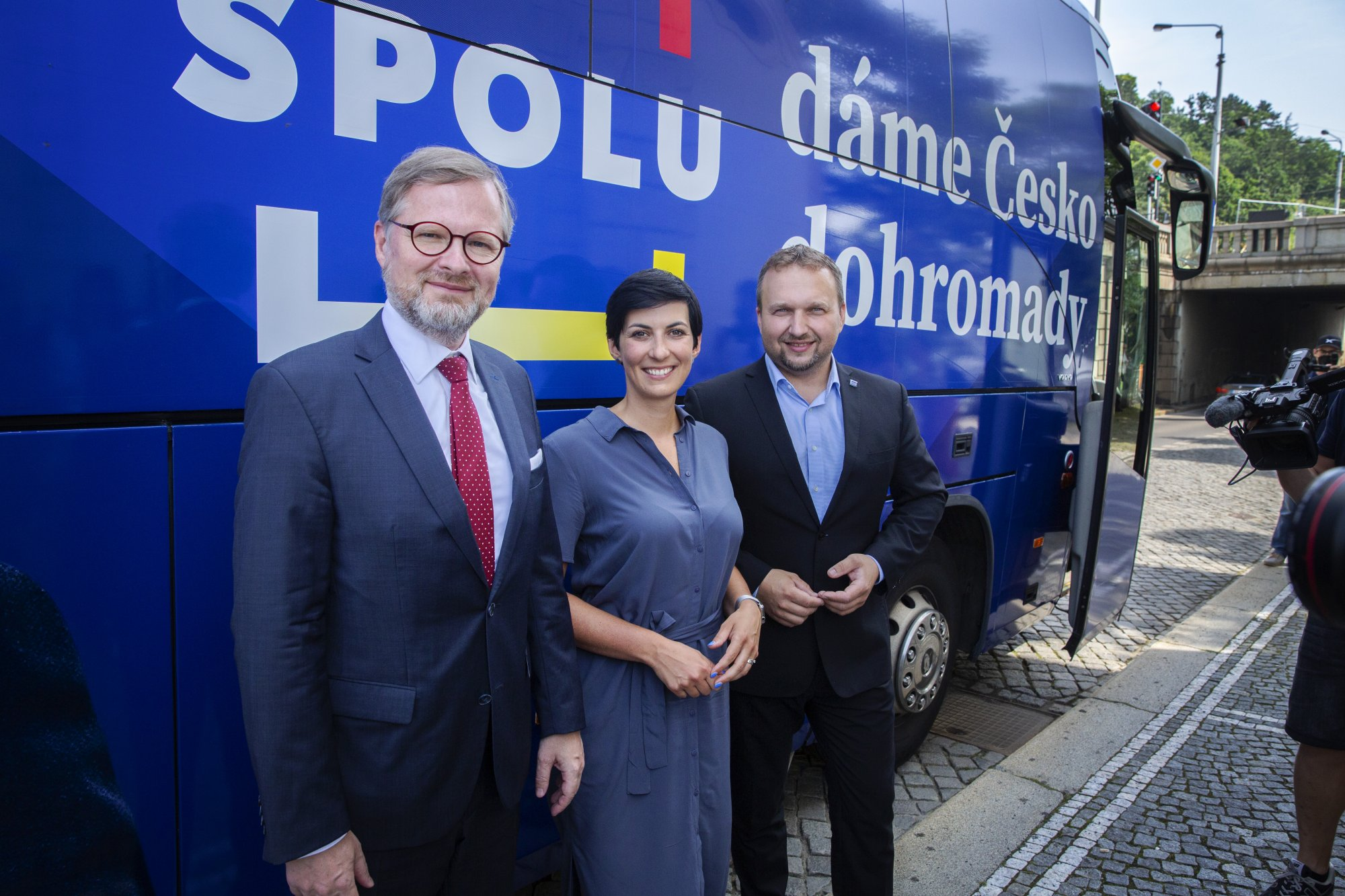 Koalice SPOLU: Pokračování Michala Koudelky v čele BIS je v zájmu české bezpečnosti