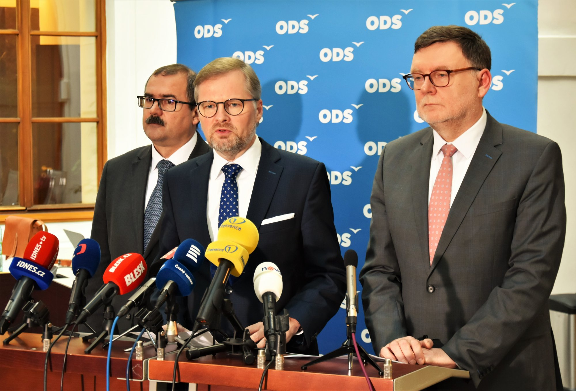 ODS: Nejmenování ředitele BIS může být pro Českou republiku bezpečnostní i reputační problém