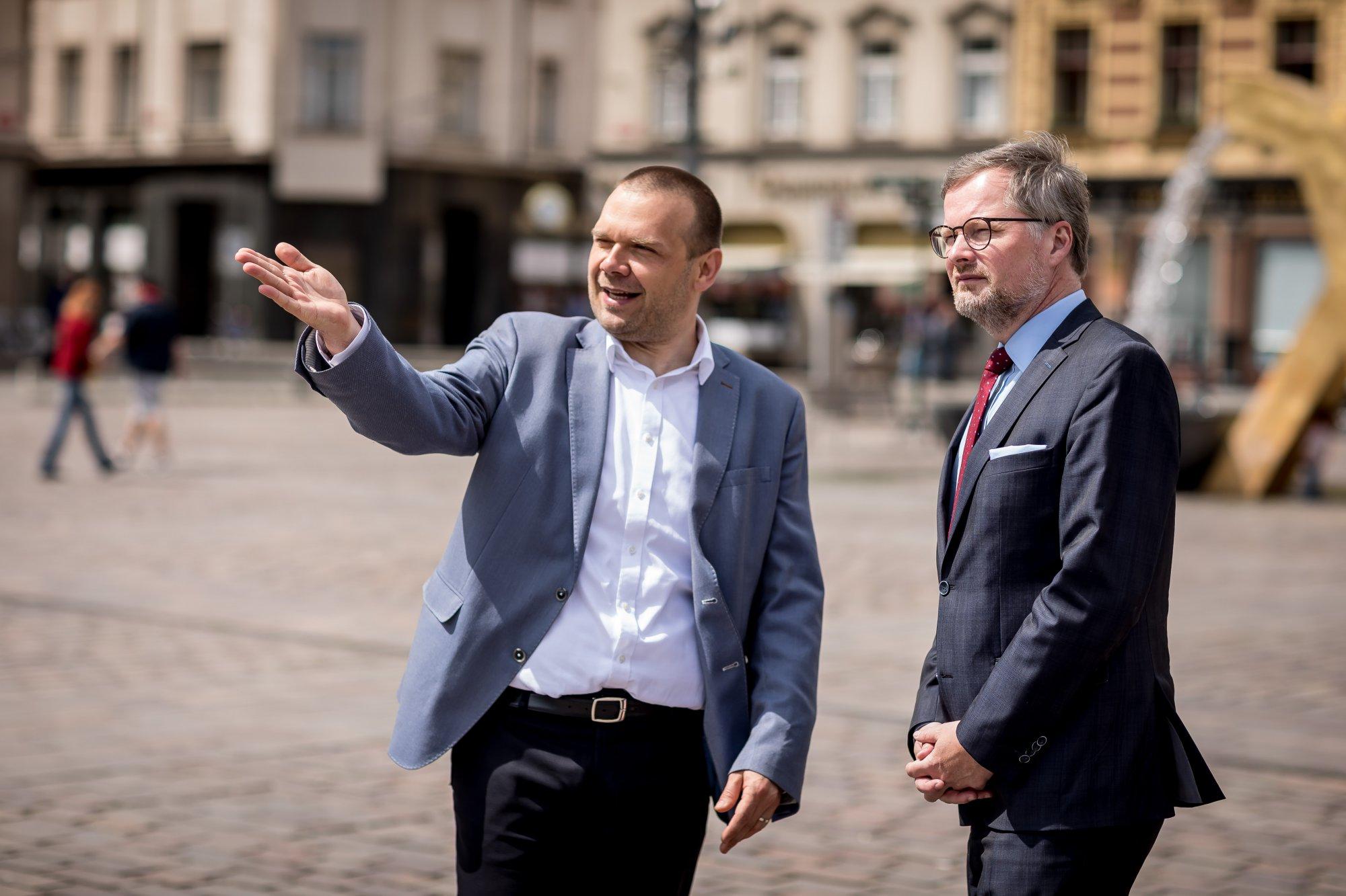 V Plzeňském kraji je třeba vylepšit hlavně dopravní sítě