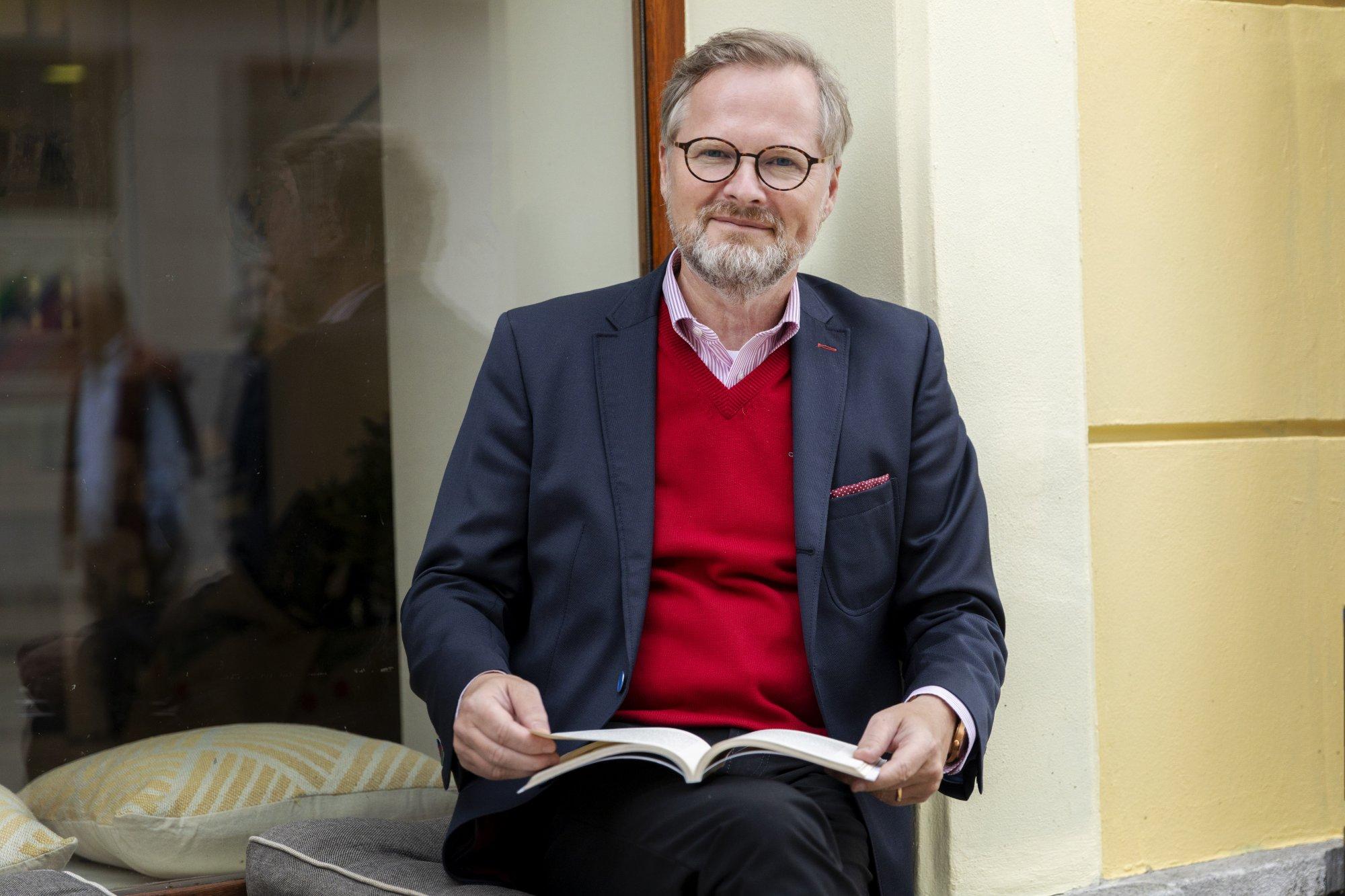 Petr Fiala: Piráti jsou sice nová levice, ale s někým tu změnu v Česku udělat musíme