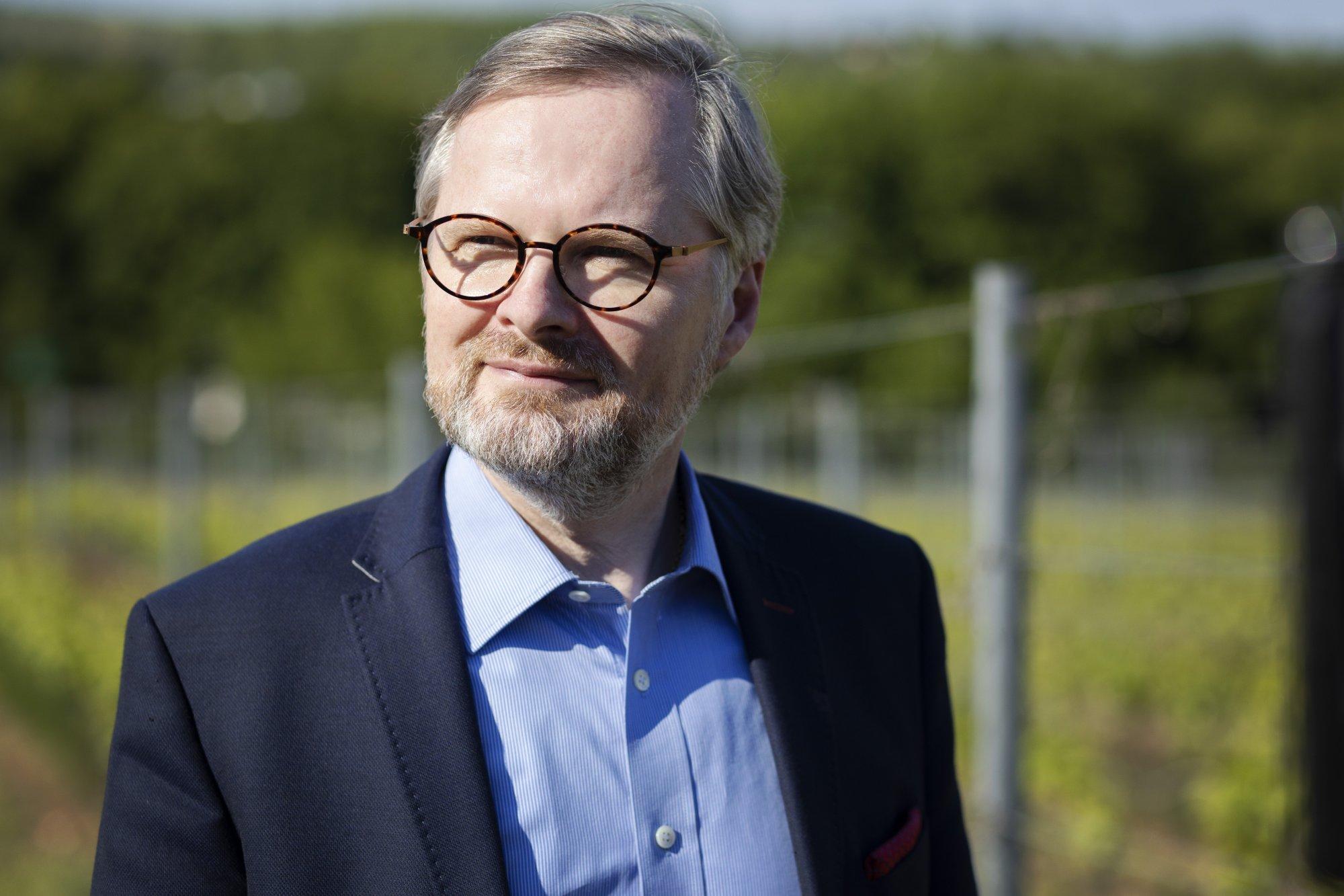 Petr Fiala: PoliTalk: Nabízím lidem scénář, který je realistický