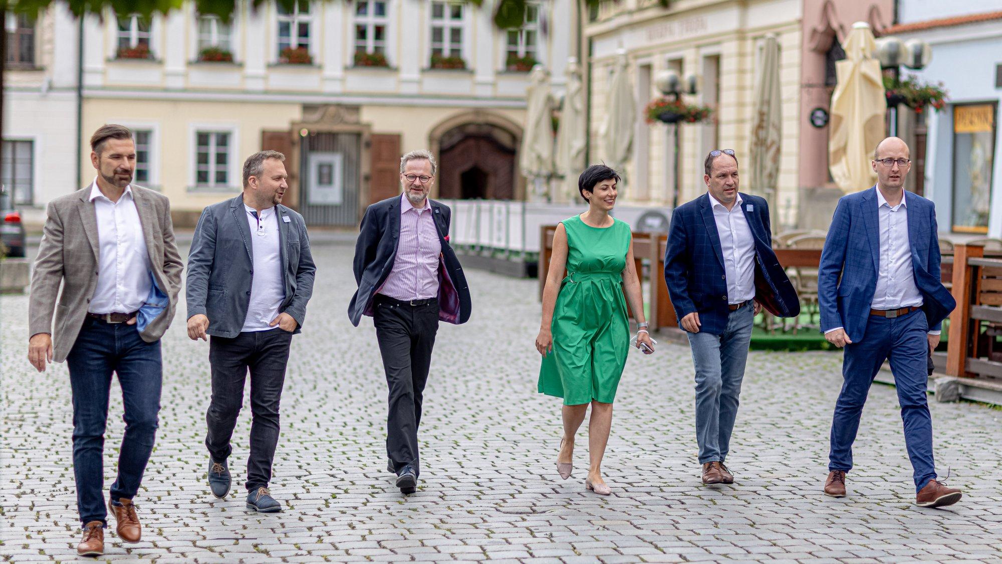 Koalice SPOLU: Dálnice postavíme co nejrychleji