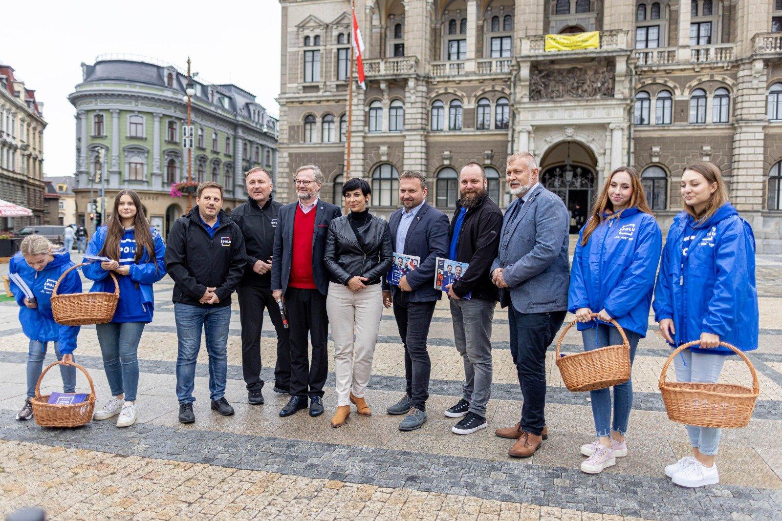 Koalice SPOLU: Liberecký kraj trápí dopravní obslužnost i ekologie