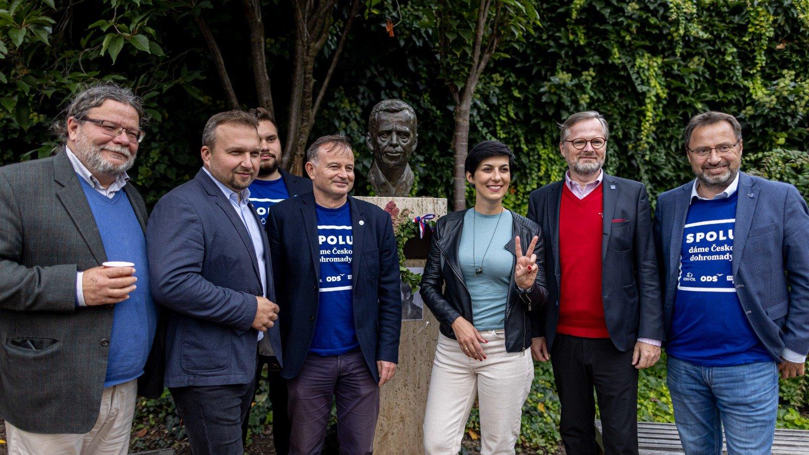 Koalice SPOLU: Ústecký kraj dá lidem čistou energii!
