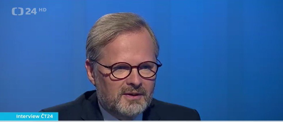 Interview ČT24: O vládě s ANO v žádném případě jednat nebudeme. Babiš ani s pověřením většinu nezíská