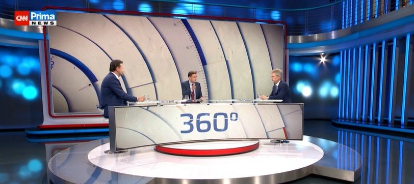 CNN Prima News: Máme čtyři týdny na to zjistit, zda je Zeman způsobilý být prezidentem