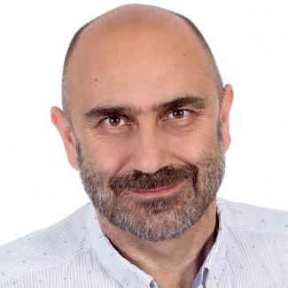 Kandidát koalice SPOLU Aleš Dufek (KDU-ČSL) pro Zlínský kraj pro volby do PS ČR 2021.