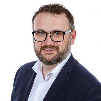 Kandidát koalice SPOLU Aleš Papadakis (ODS) pro Zlínský kraj pro volby do PS ČR 2021.