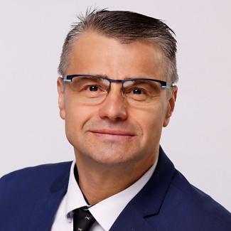 Kandidát koalice SPOLU Dalibor Klimša (ODS) pro Moravskoslezský kraj pro volby do PS ČR 2021.