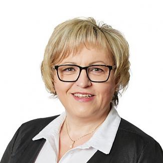 Kandidát koalice SPOLU Daniela Lusková (ODS) pro Královéhradecký kraj pro volby do PS ČR 2021.