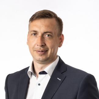Kandidát koalice SPOLU David Šimek (Nestraníci) pro Pardubický kraj pro volby do PS ČR 2021.