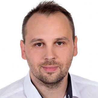 Kandidát koalice SPOLU David Surý (KDU-ČSL) pro Zlínský kraj pro volby do PS ČR 2021.