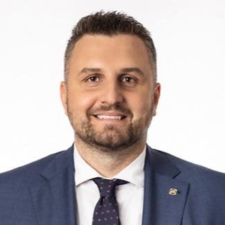 Kandidát koalice SPOLU Erik Jahnický (ODS) pro Pardubický kraj pro volby do PS ČR 2021.