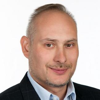Kandidát koalice SPOLU František Koudela (ODS) pro Jihomoravský kraj pro volby do PS ČR 2021.