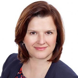 Kandidát koalice SPOLU Hana Bellová (KDU-ČSL) pro Zlínský kraj pro volby do PS ČR 2021.