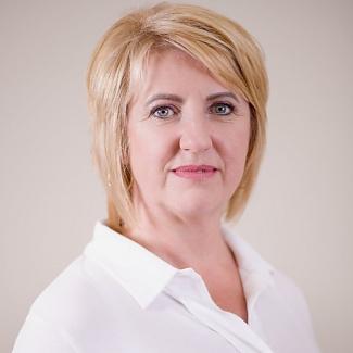 Kandidát koalice SPOLU Irena Ravandi (ODS) pro Jihočeský kraj pro volby do PS ČR 2021.