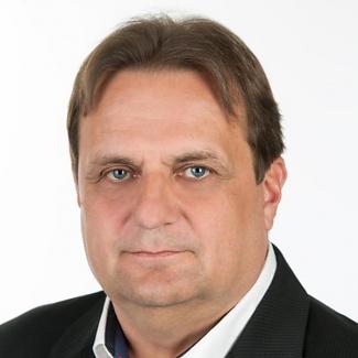 Kandidát koalice SPOLU Ivan Charvát (ODS) pro Jihomoravský kraj pro volby do PS ČR 2021.