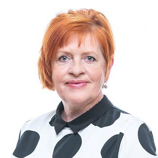 Kandidát koalice SPOLU Ivana Bartošová (KDU-ČSL) pro Plzeňský kraj pro volby do PS ČR 2021.