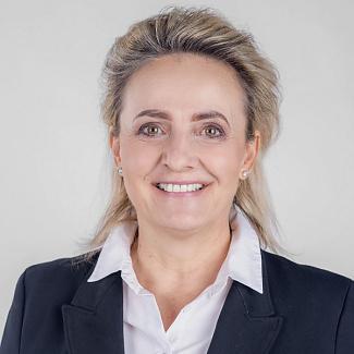 Kandidát koalice SPOLU Ivana Horká (BEZPP) pro Kraj Vysočina pro volby do PS ČR 2021.