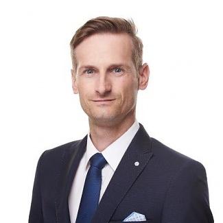 Kandidát koalice SPOLU Jakub Janda (ODS) pro Moravskoslezský kraj pro volby do PS ČR 2021.