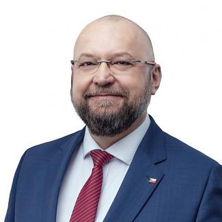Kandidát koalice SPOLU Jan Bartošek (KDU-ČSL) pro Jihočeský kraj pro volby do PS ČR 2021.