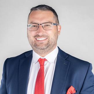 Kandidát koalice SPOLU Jan Brožek (KDU-ČSL) pro Kraj Vysočina pro volby do PS ČR 2021.