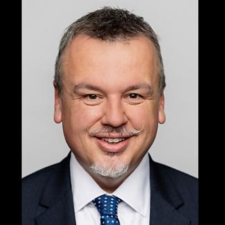 Kandidát koalice SPOLU Jan Bureš (ODS) pro Karlovarský kraj pro volby do PS ČR 2021.