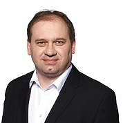 Kandidát koalice SPOLU Jan Hofmann (ODS) pro Středočeský kraj pro volby do PS ČR 2021.