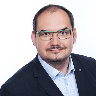 Kandidát koalice SPOLU Jan Hrdý (ODS) pro Zlínský kraj pro volby do PS ČR 2021.