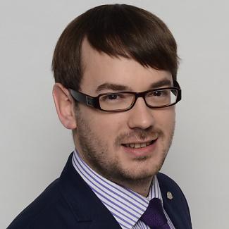 Kandidát koalice SPOLU Jan Málek (KDU-ČSL) pro Kraj Vysočina pro volby do PS ČR 2021.